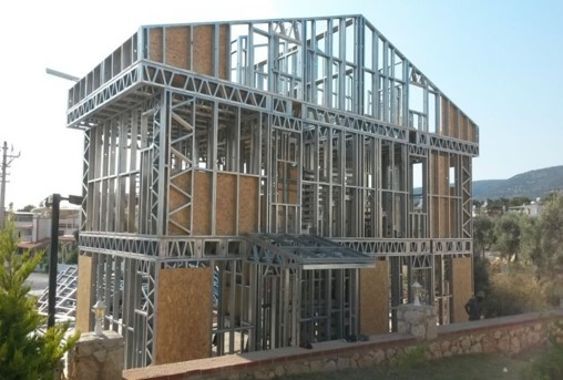 Light Gauge Steel Framing Aldabra